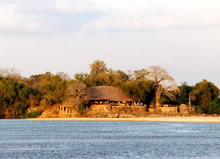Sand Rivers Camp Selous